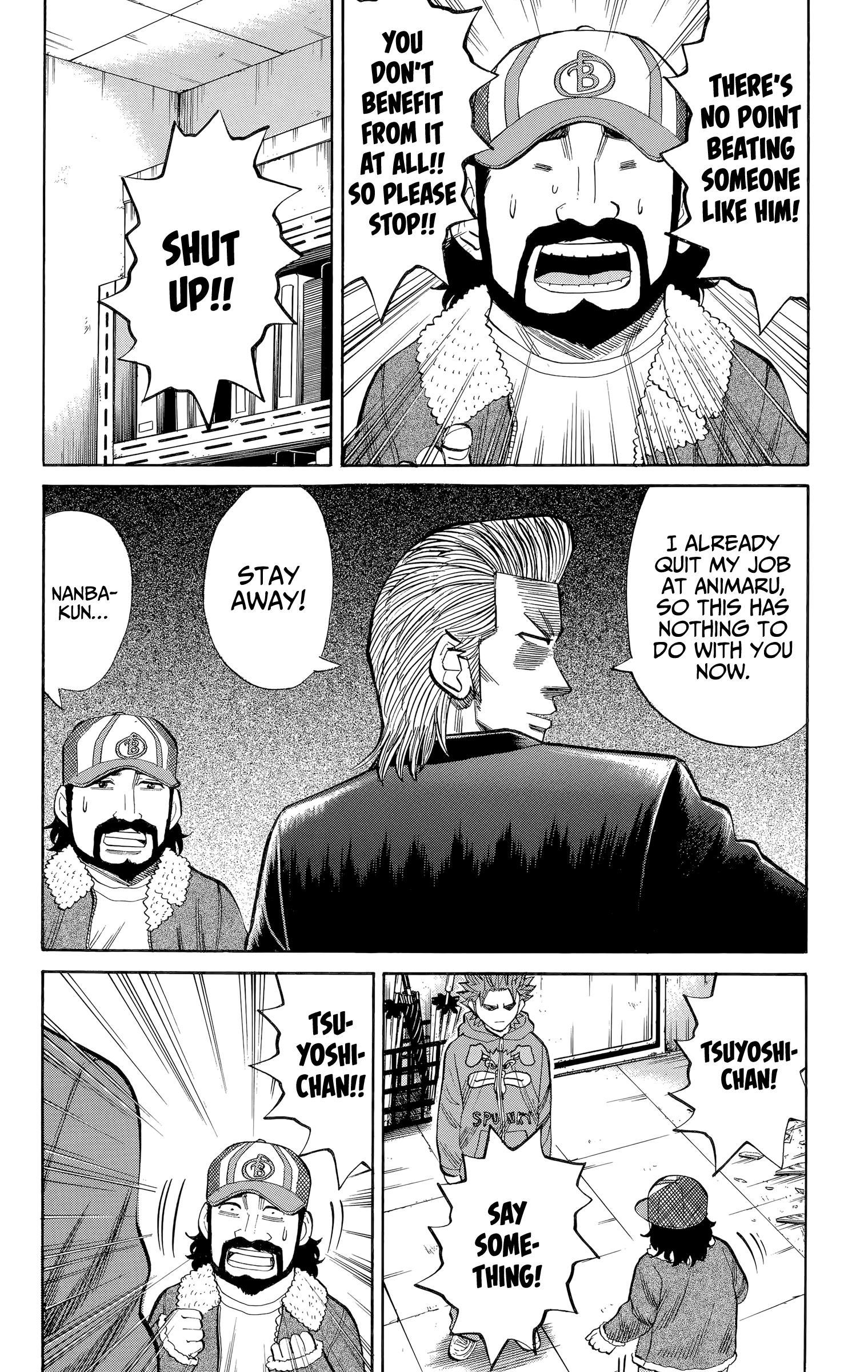 Nanba Mg5 Vol.12 Chapter 104: The Beast Has Been Unleashed page 8 - Mangakakalots.com