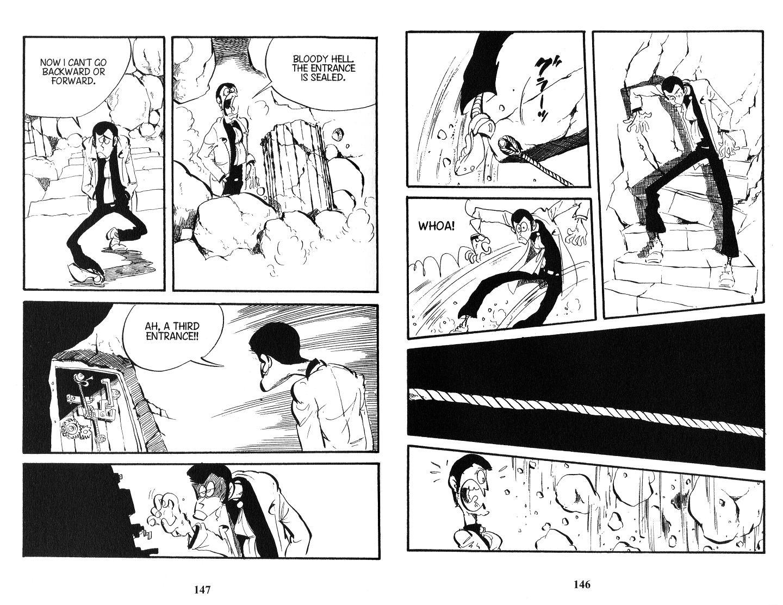 Lupin Iii Vol.13 Chapter 103: A Treasure To Serve page 9 - Mangakakalots.com