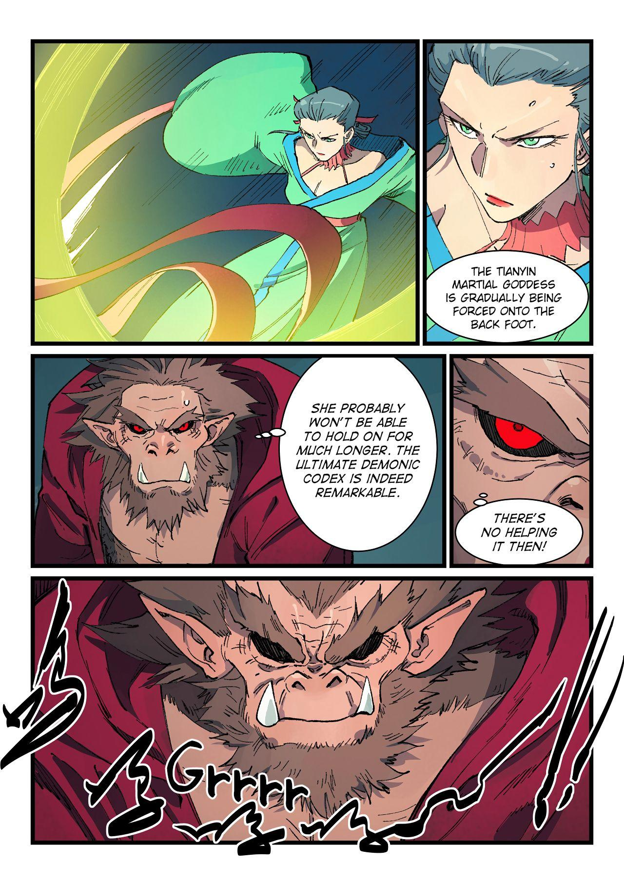 Star Martial God Technique Chapter 422 page 8 - Mangakakalots.com