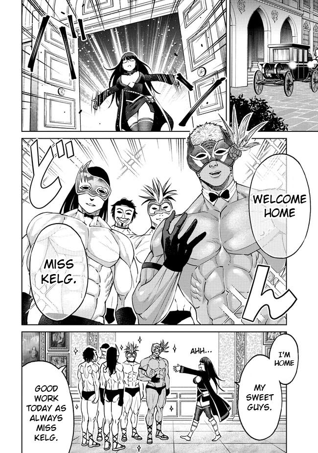 """The Only """"r"""" In The World Vol.3 Chapter 18.1: Kelg's Mansion (Part One) page 4 - Mangakakalots.com"""
