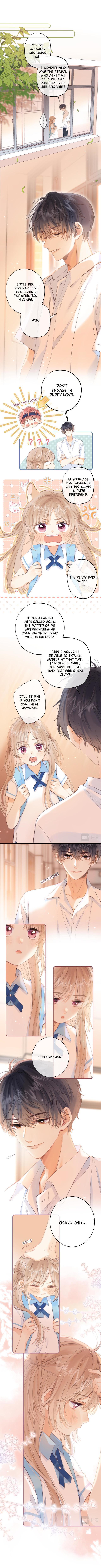 Hidden Love Chapter 7 page 6 - Mangakakalots.com