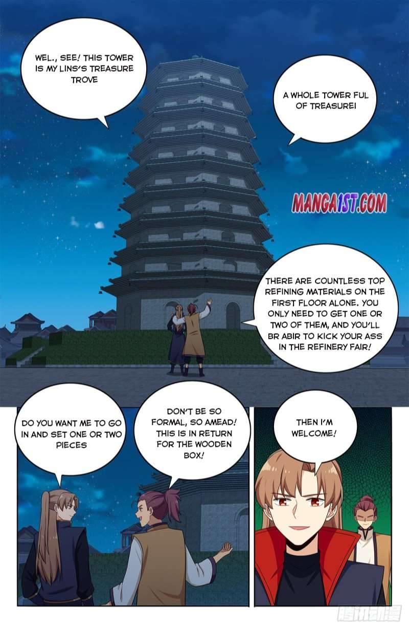 Strongest Anti M.e.t.a Chapter 390 page 9 - Mangakakalots.com