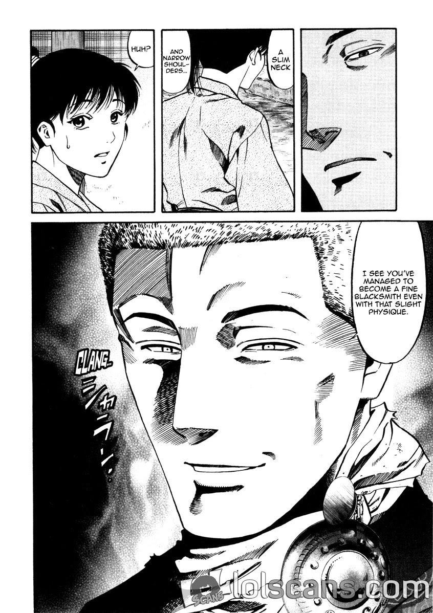 Nobunaga No Chef Chapter 103: The Conger Eel Of Midwinter page 21 - Mangakakalots.com