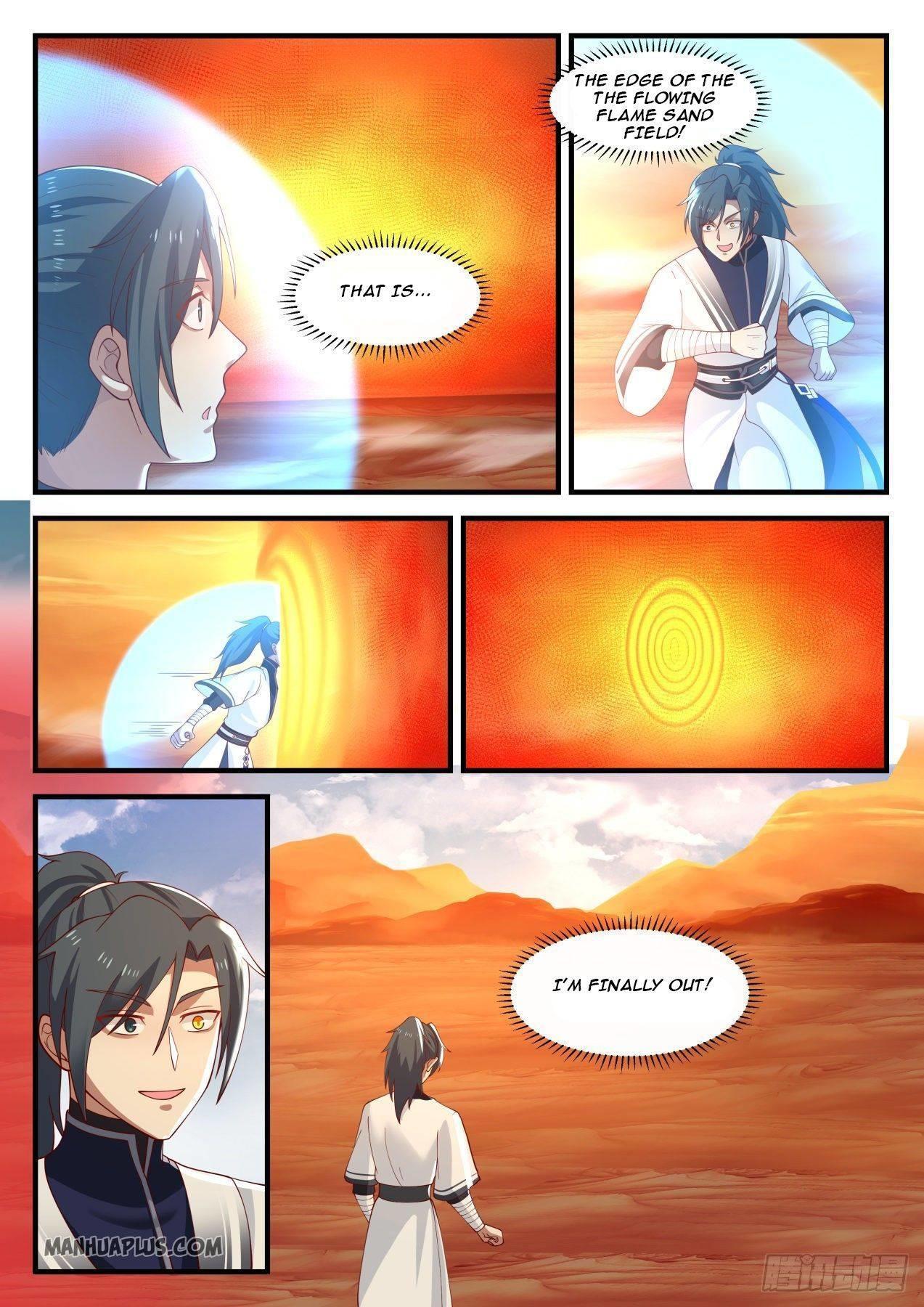 Martial Peak Chapter 1151 page 11 - Mangakakalots.com