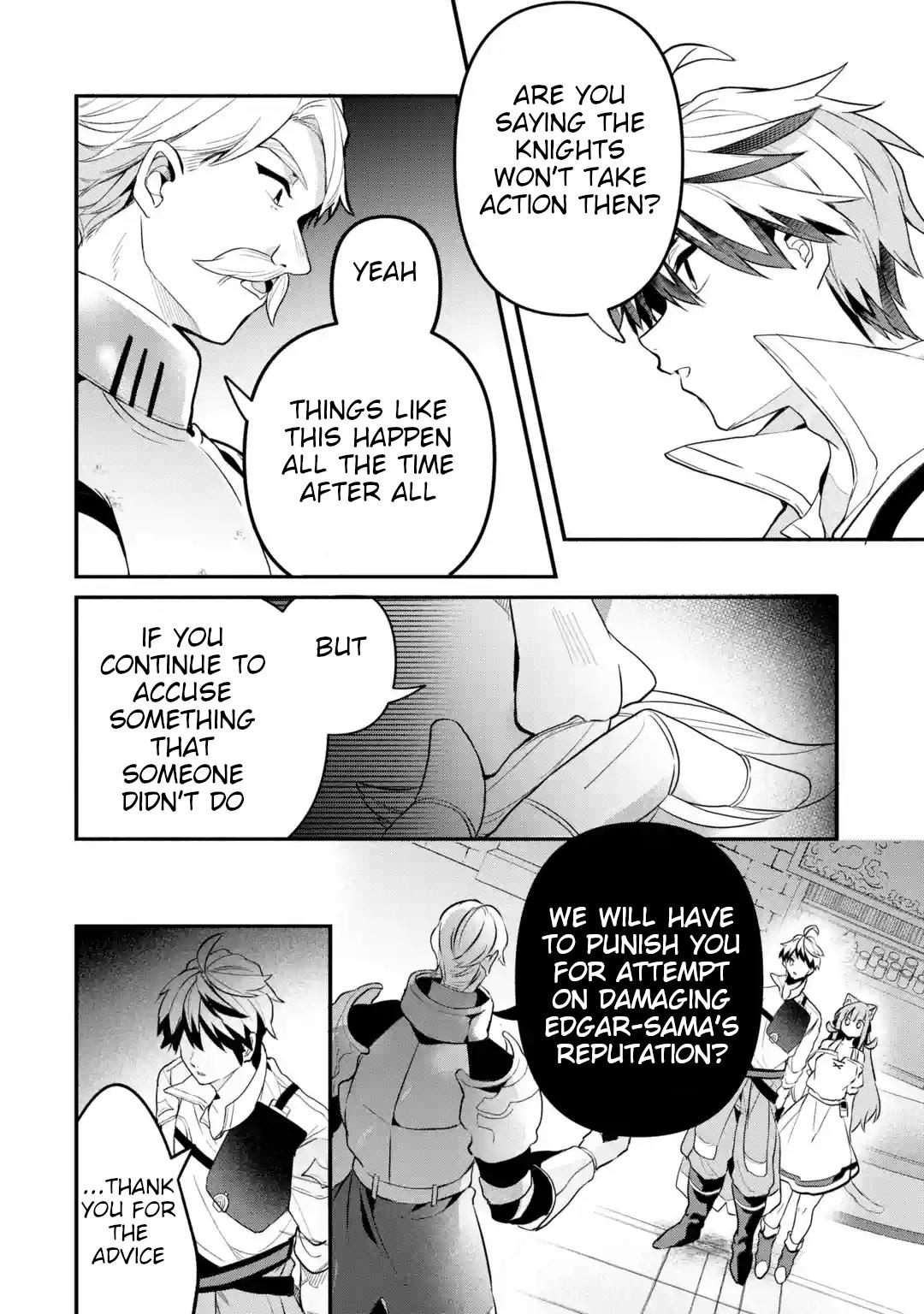Yuusha Party Wo Tsuihou Sareta Beast Tamer, Saikyou Shuzoku Nekomimi Shojo To Deau Chapter 48: The Knights page 9 - Mangakakalots.com