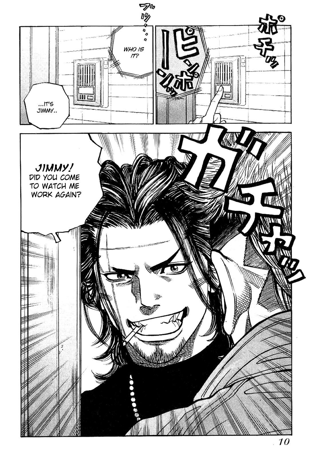 Gang King Vol.10 Chapter 71: Imagination page 9 - Mangakakalots.com