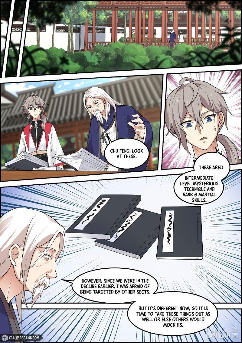 Martial God Asura Chapter 230 page 8 - Mangakakalots.com