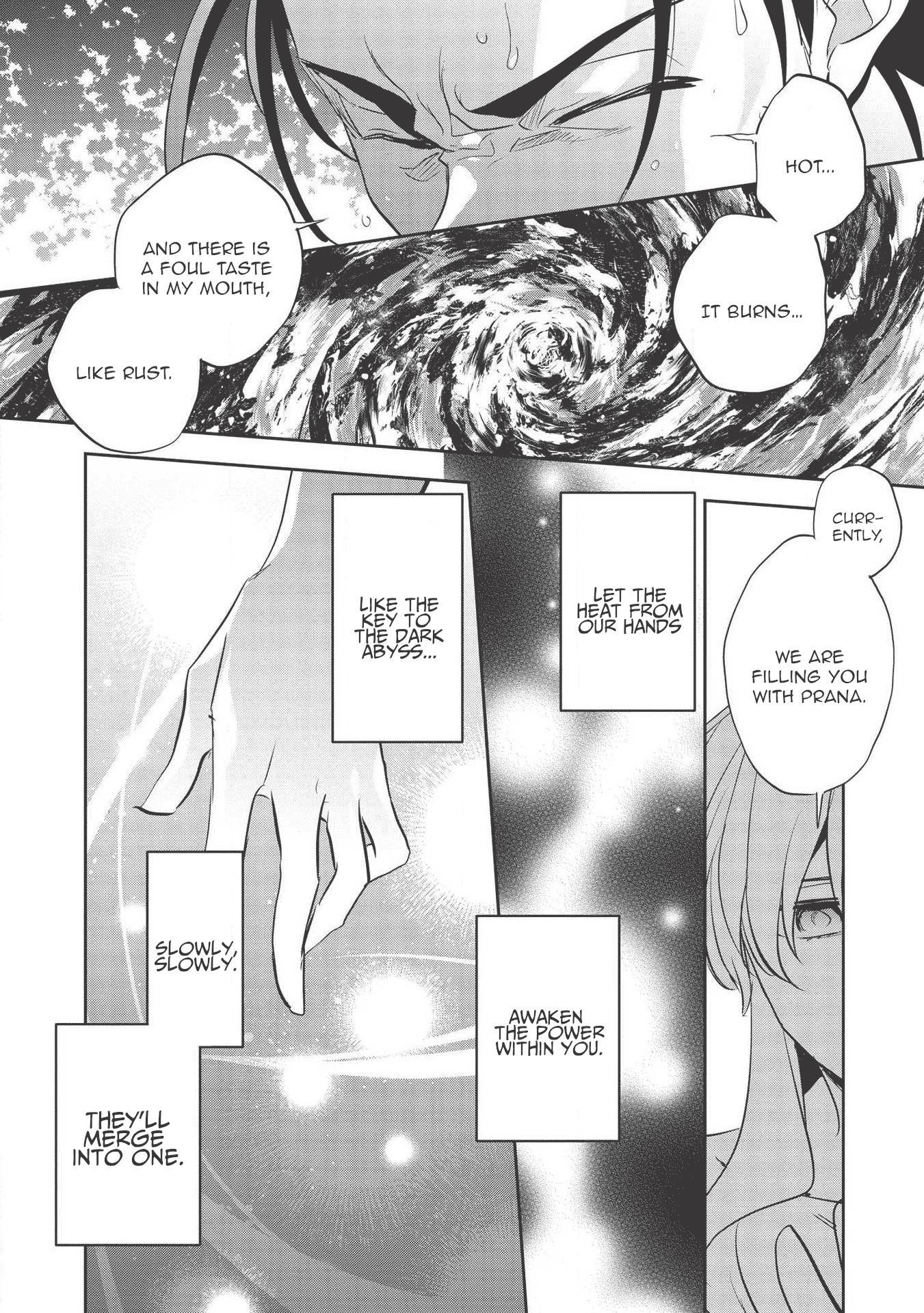 Wortenia Senki Vol.7 Chapter 32 page 22 - Mangakakalots.com