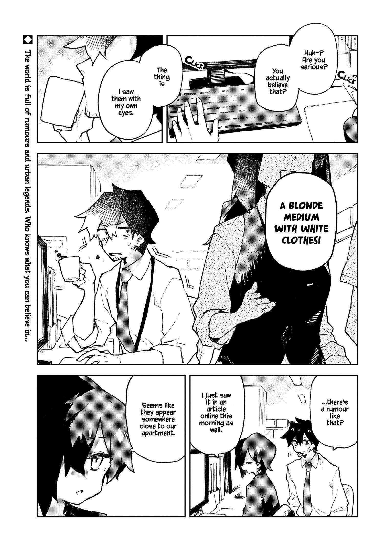 Sewayaki Kitsune No Senko-San Vol.10 Chapter 74 page 1 - Mangakakalots.com