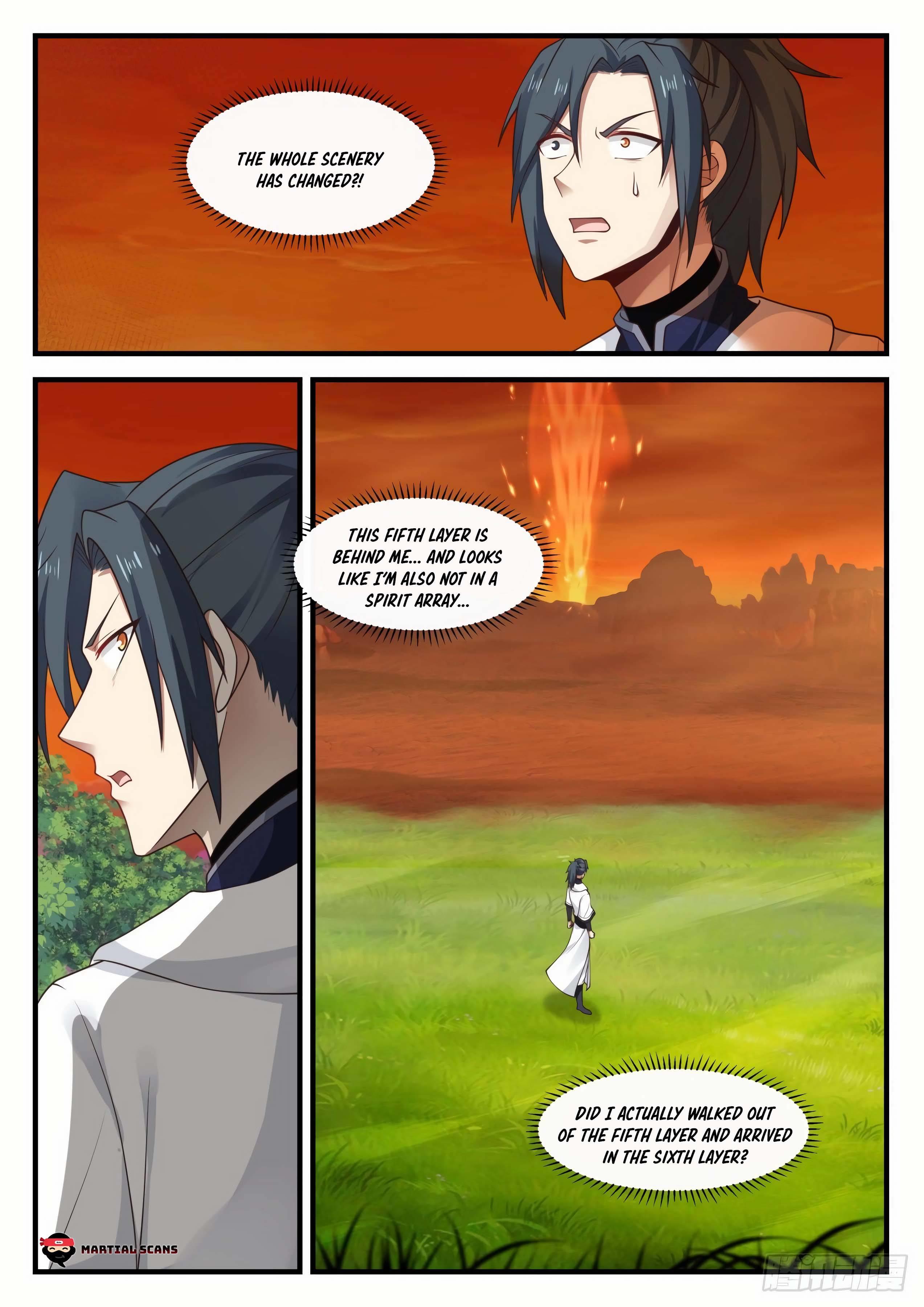 Martial Peak Chapter 1149 page 4 - Mangakakalots.com