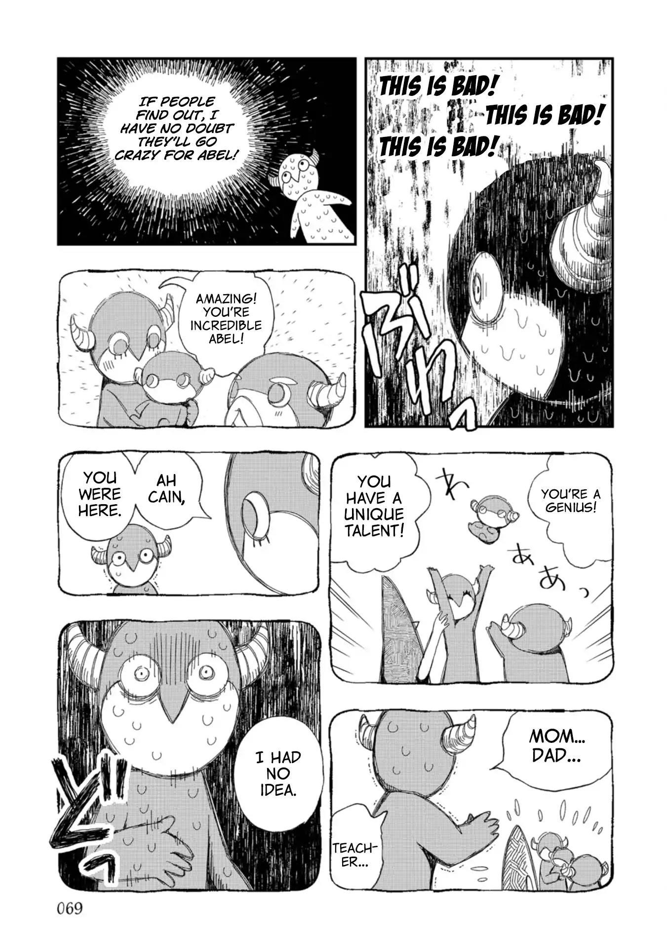 Rojica To Rakkasei Chapter 11: Nobody Knows About His Talent page 9 - Mangakakalots.com