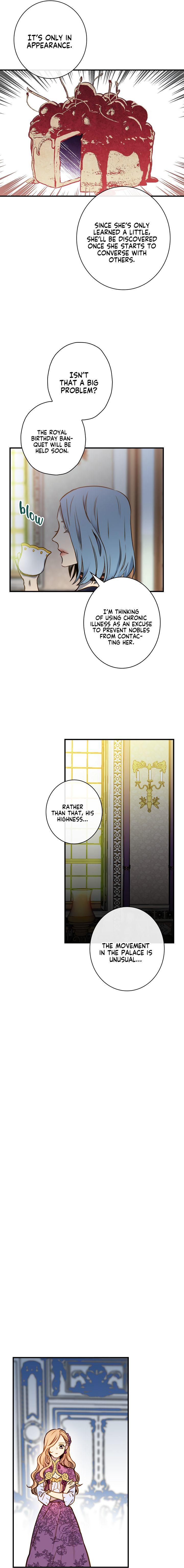 Shadow Queen Chapter 14 page 9 - Mangakakalots.com