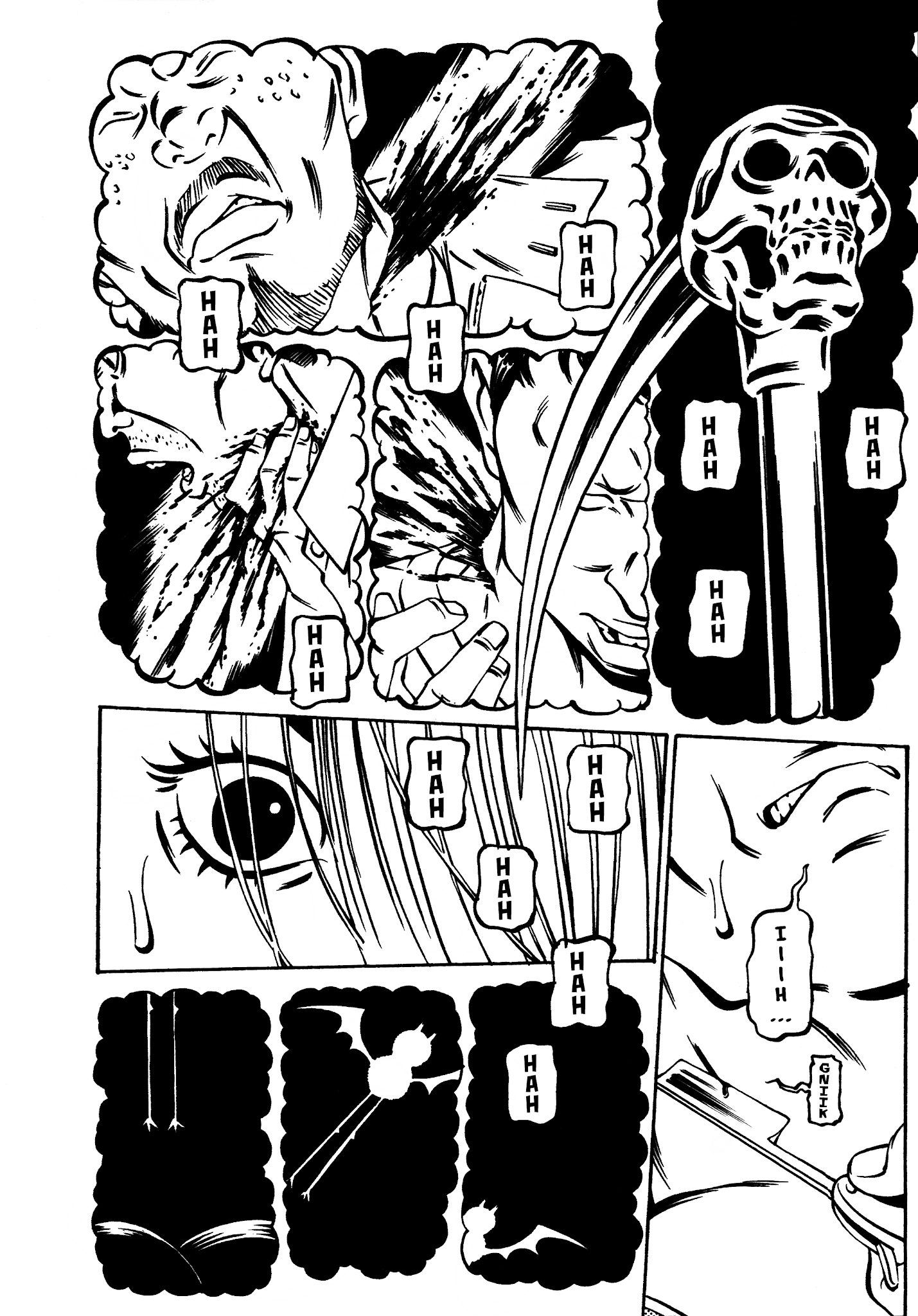 Deathco Chapter 10: Dead-Queen-Bee page 16 - Mangakakalots.com