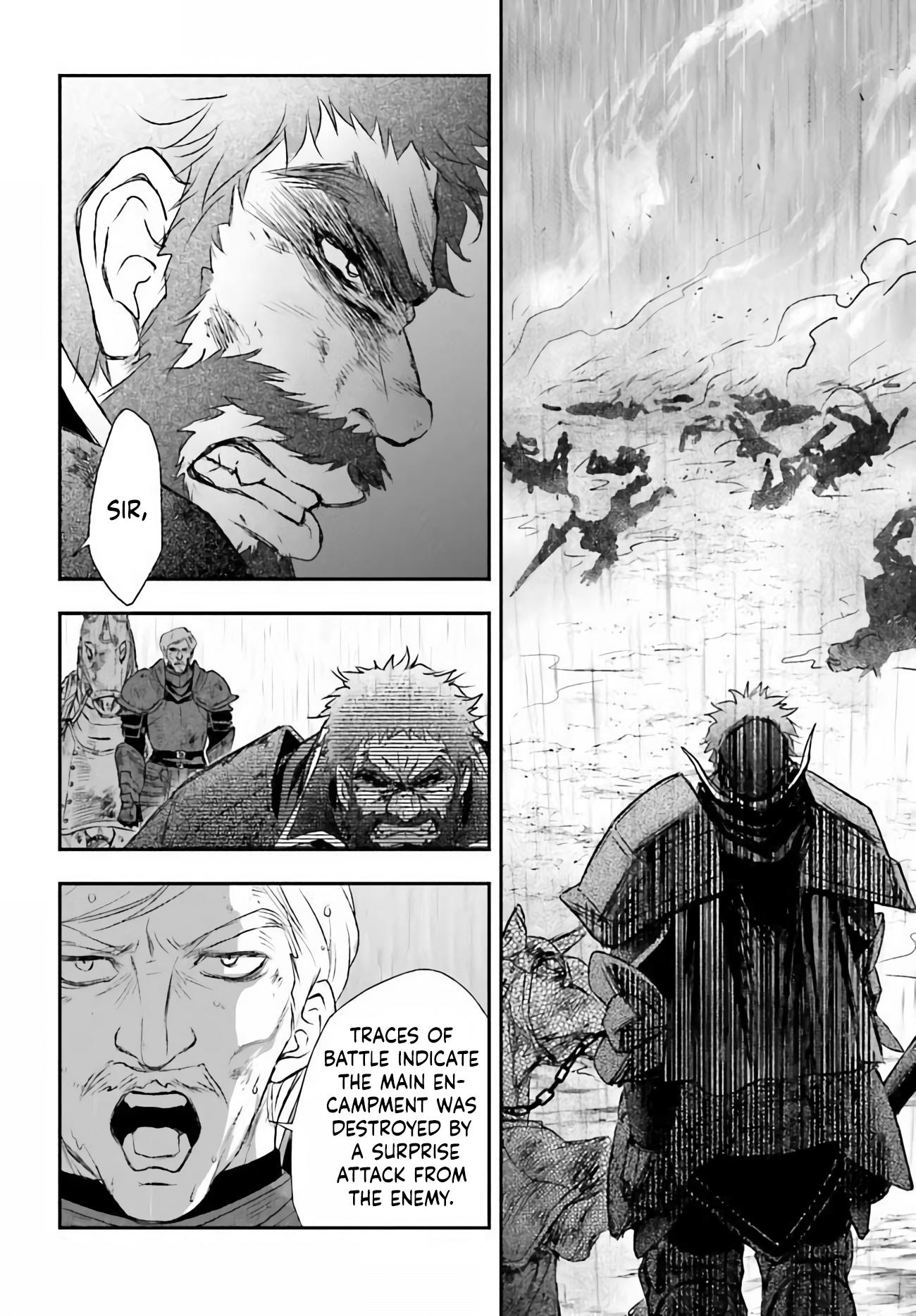 The Little Girl Raised By Death Hold The Sword Of Death Tight Chapter 11 page 3 - Mangakakalots.com