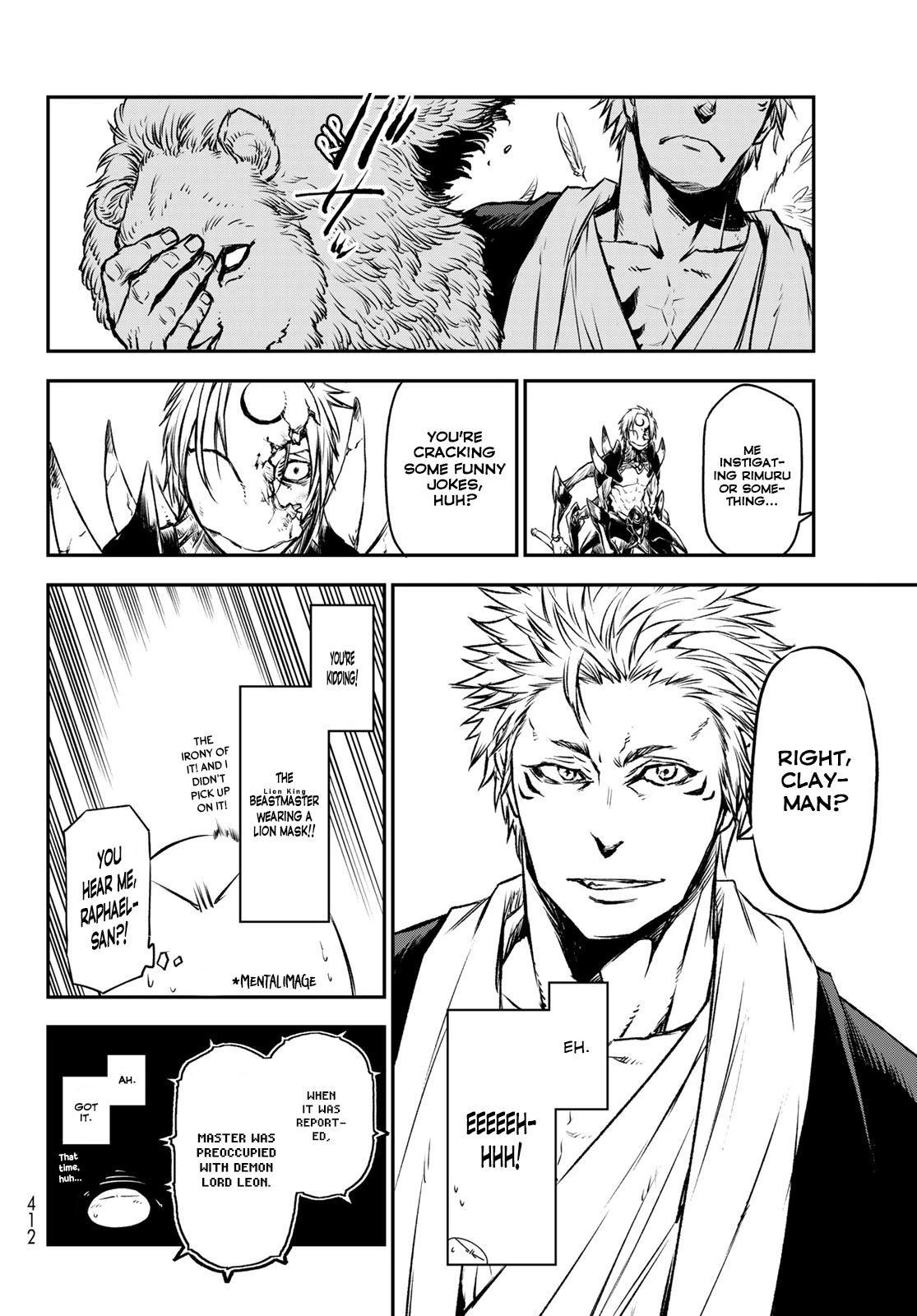 Tensei Shitara Slime Datta Ken Chapter 84 page 26 - Mangakakalots.com