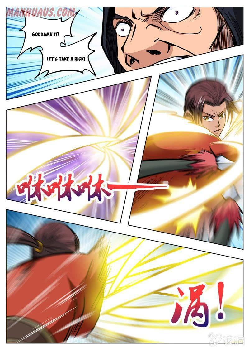 Greatest Sword Immortal Chapter 165.2 page 11 - Mangakakalots.com