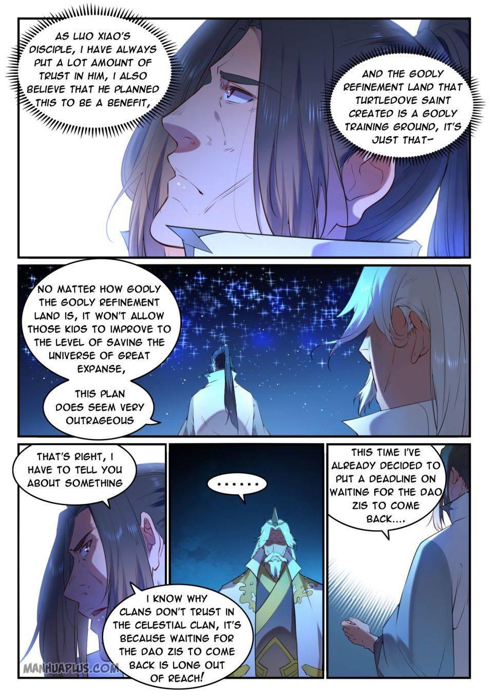Apotheosis Chapter 768 page 10 - Mangakakalots.com