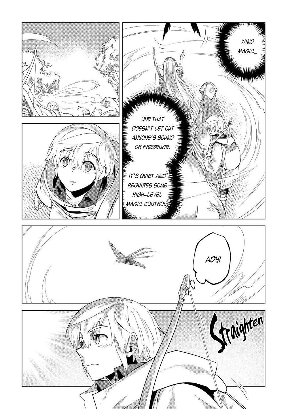 Mofumofu To Isekai Slow Life O Mezashimasu! Chapter 25 page 31 - Mangakakalots.com