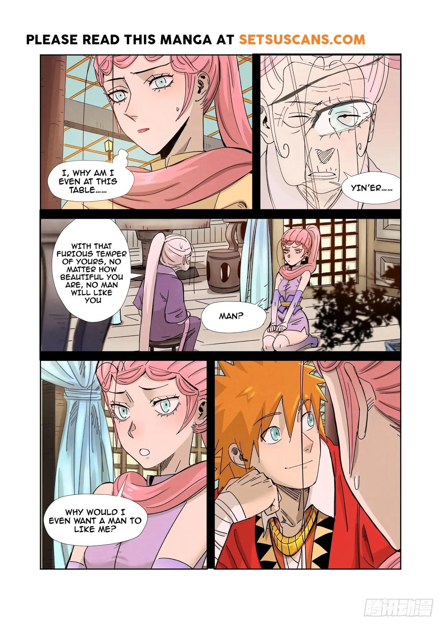 Tales Of Demons And Gods Chapter 336.5 page 9 - Mangakakalots.com