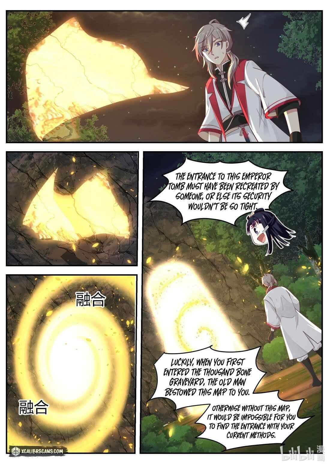 Martial God Asura Chapter 226 page 4 - Mangakakalots.com
