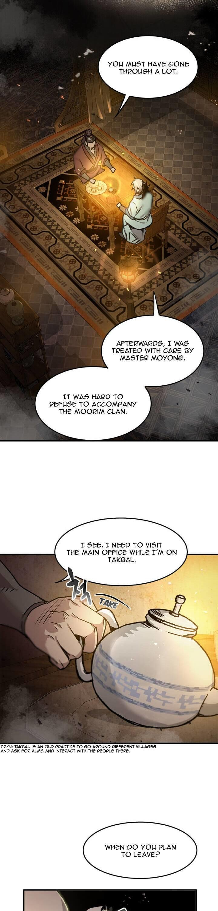Strongest Fighter Chapter 33 page 12 - Mangakakalots.com