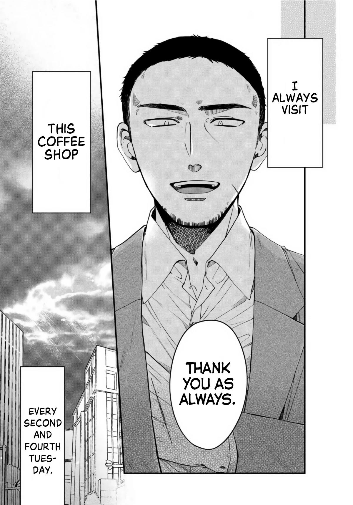 Love Of The Second And Fourth Tuesday Chapter 6: Meeting And Thereafter page 17 - Mangakakalots.com