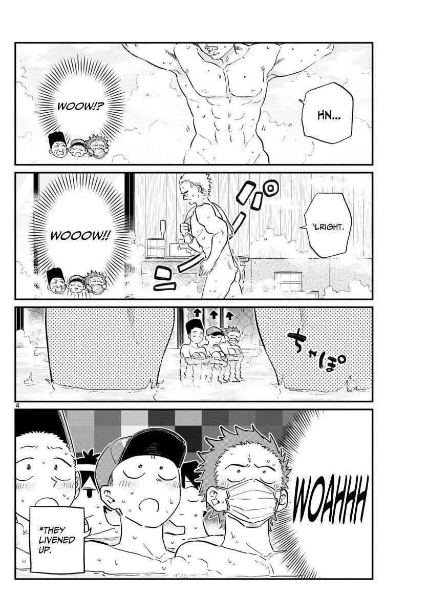 Komi-San Wa Komyushou Desu Vol.8 Chapter 110: Universe page 4 - Mangakakalot