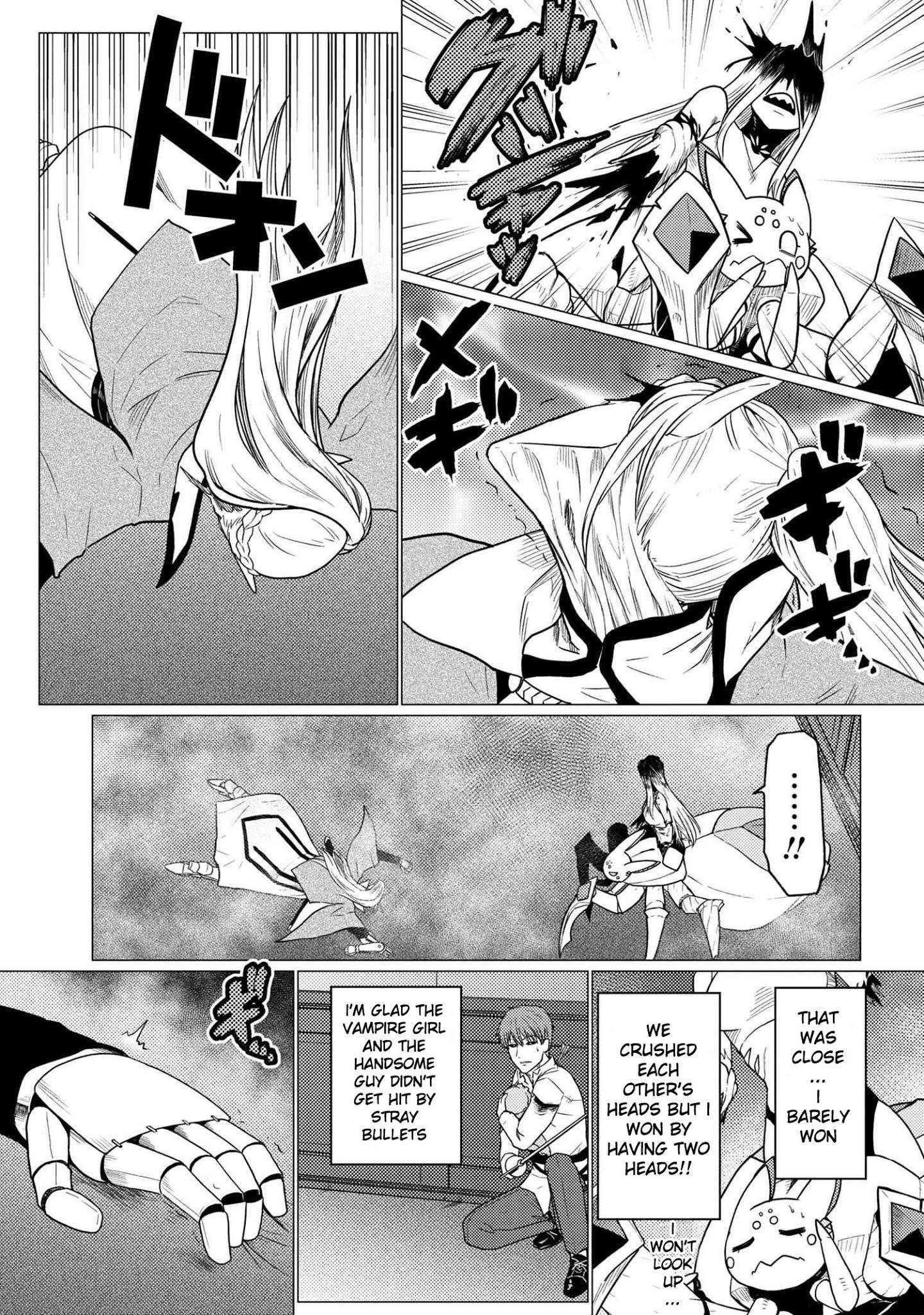 Kumo Desu Ga, Nani Ka? Chapter 53.1 page 9 - Mangakakalot