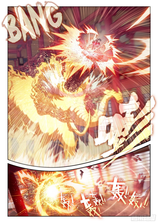 Wu Dong Qian Kun Chapter 128 page 5 - Mangakakalots.com
