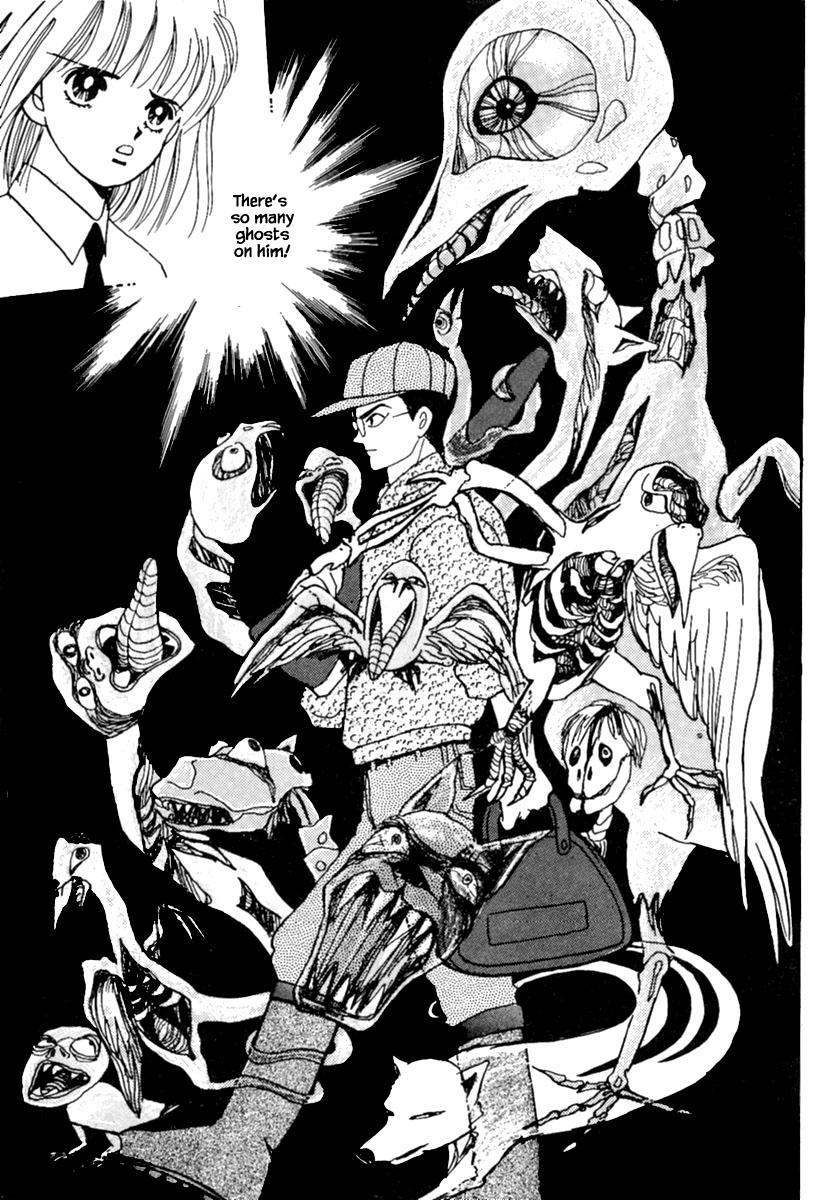 Shi To Kanojo To Boku Chapter 6.2 page 10 - Mangakakalots.com