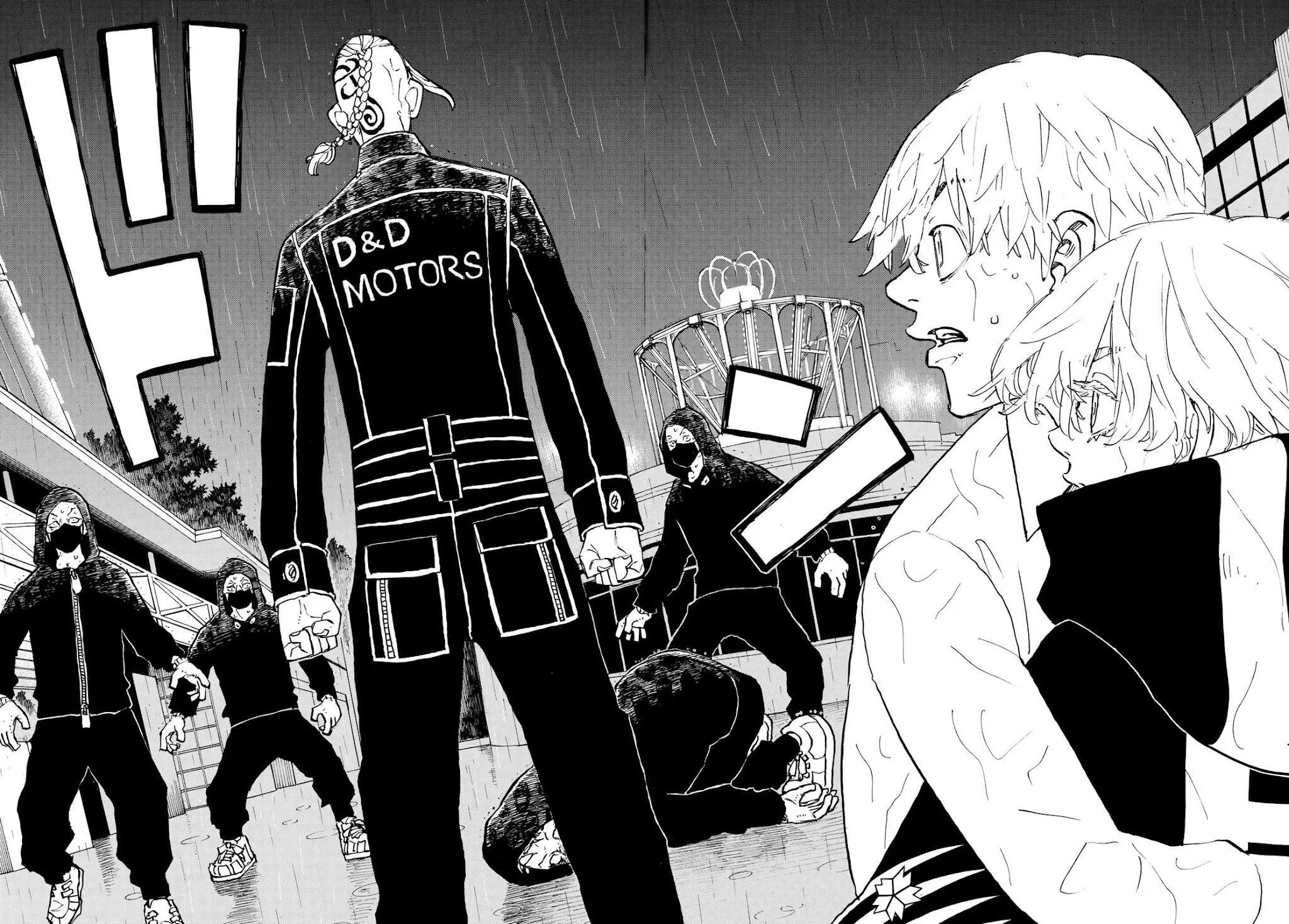 Tokyo Manji Revengers Chapter 220: Bull's-Eye page 18 - Mangakakalots.com