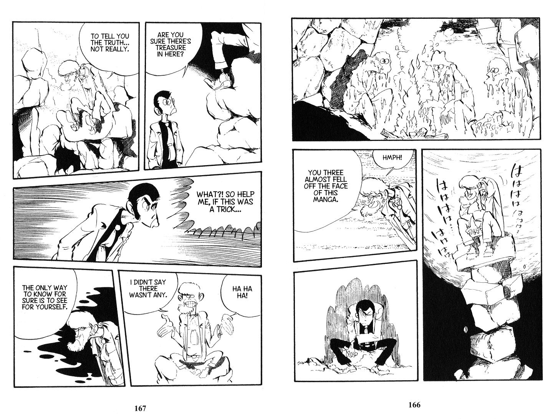 Lupin Iii Vol.13 Chapter 103: A Treasure To Serve page 19 - Mangakakalots.com
