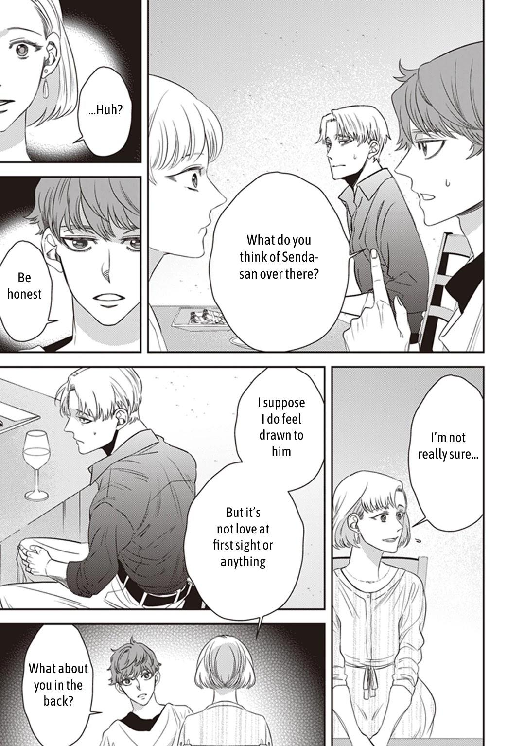 Midnight Occult Civil Servants Chapter 43: The Water God's Son-In-Law (Part 2) page 13 - Mangakakalots.com