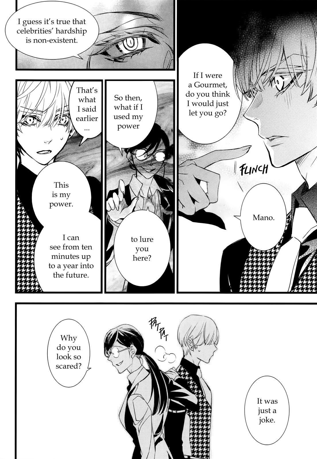 Vampire Library Chapter 36 page 19 - Mangakakalots.com