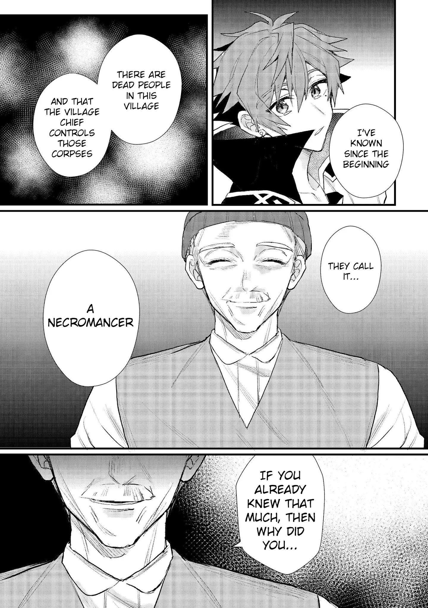 The Former Hero Was Called As A Failure And Expelled From His Home, Decided To Live On His Own Chapter 13.1 page 5 - Mangakakalots.com