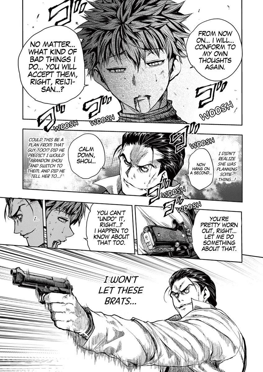 Deatte 5 Byou De Battle Chapter 72 page 18 - Mangakakalots.com
