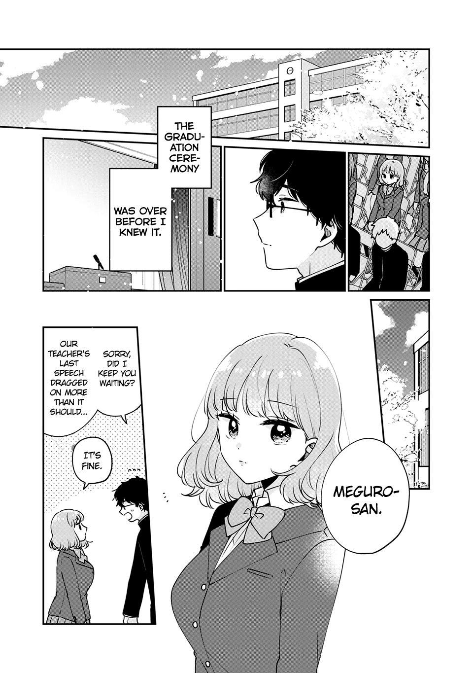 It's Not Meguro-San's First Time Chapter 47: Of Course page 2 - Mangakakalots.com