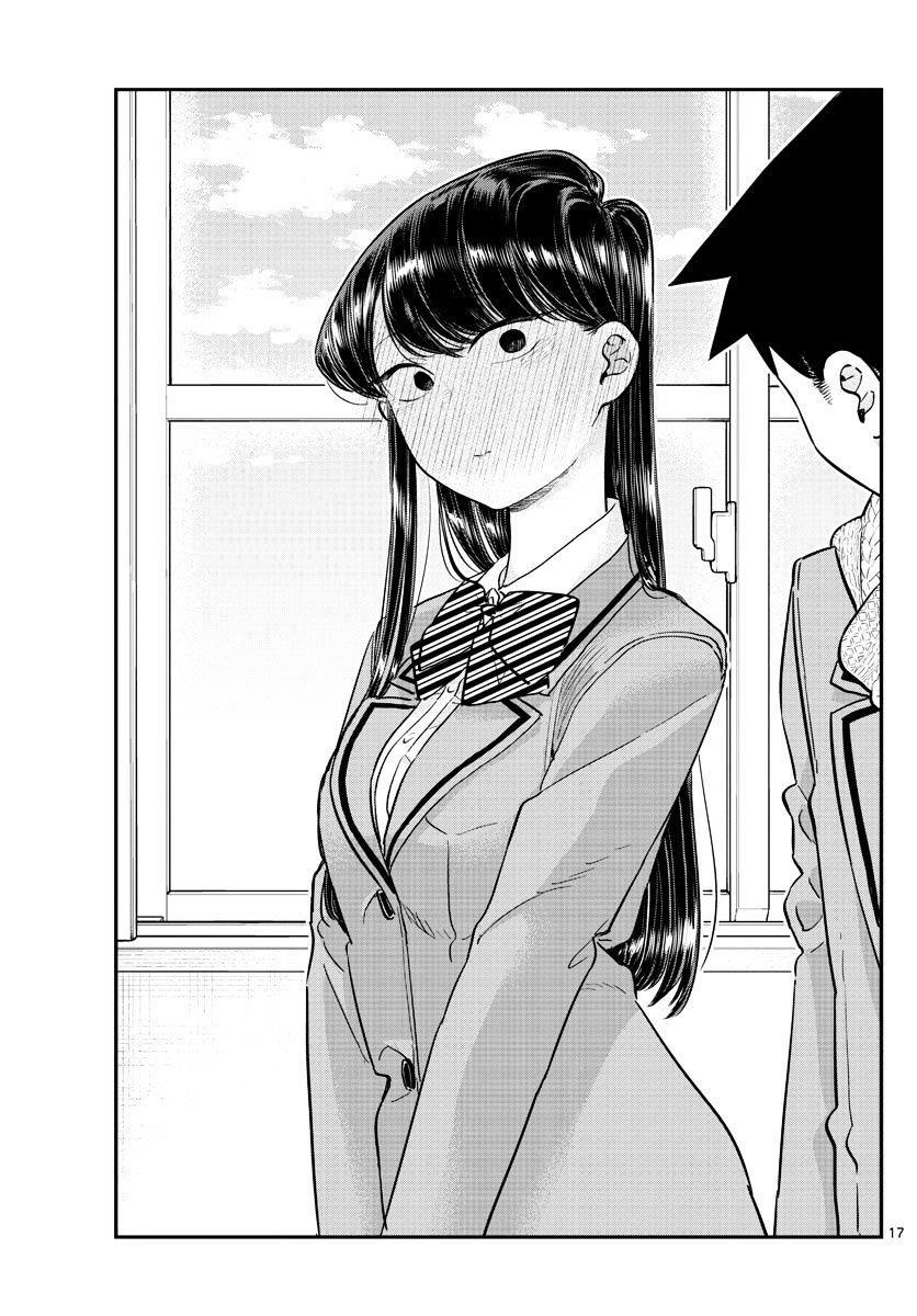 Komi-San Wa Komyushou Desu Vol.8 Chapter 101: Hallucination? page 8 - Mangakakalot
