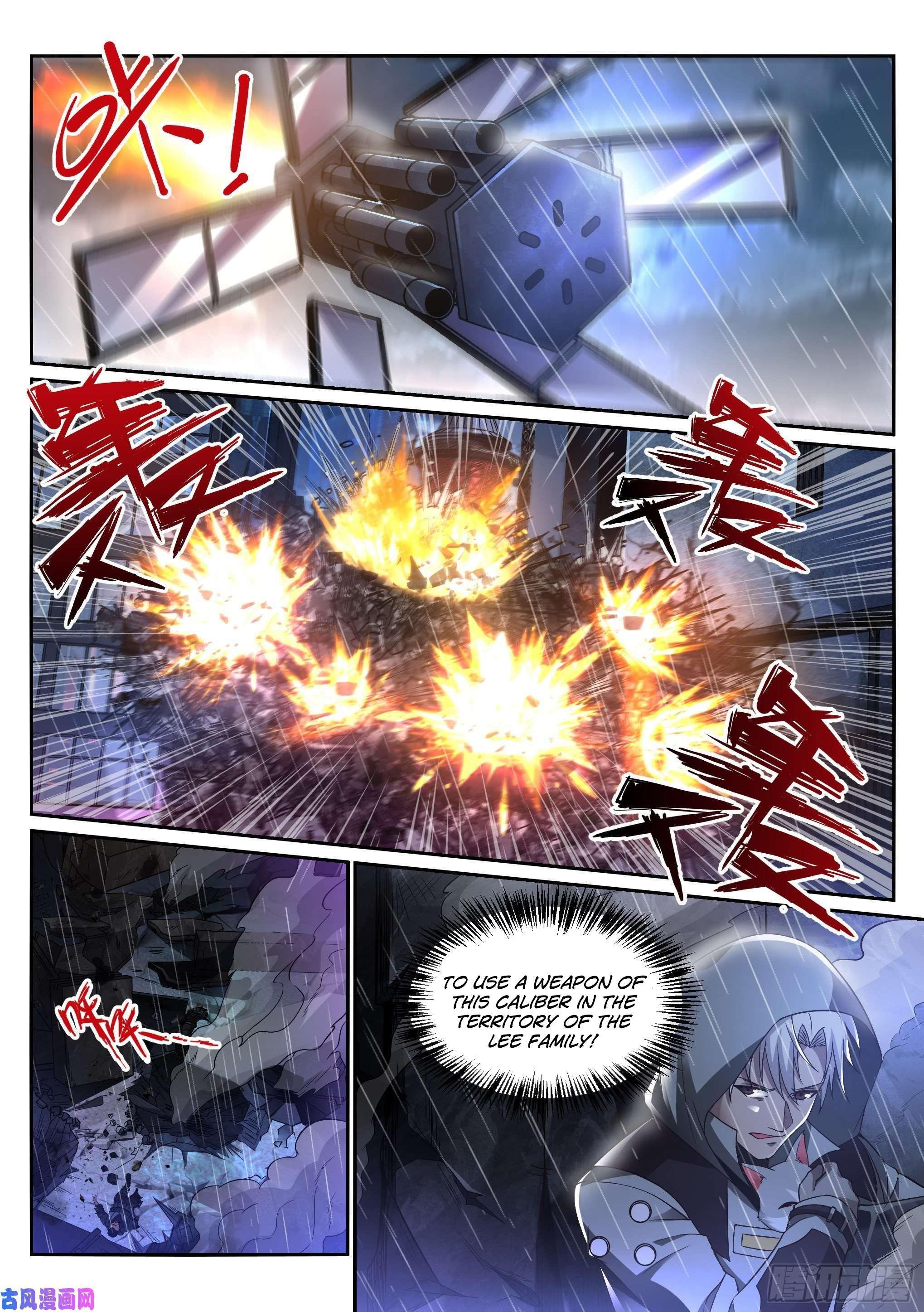 Eclipse Walker Chapter 12 page 15 - Mangakakalots.com