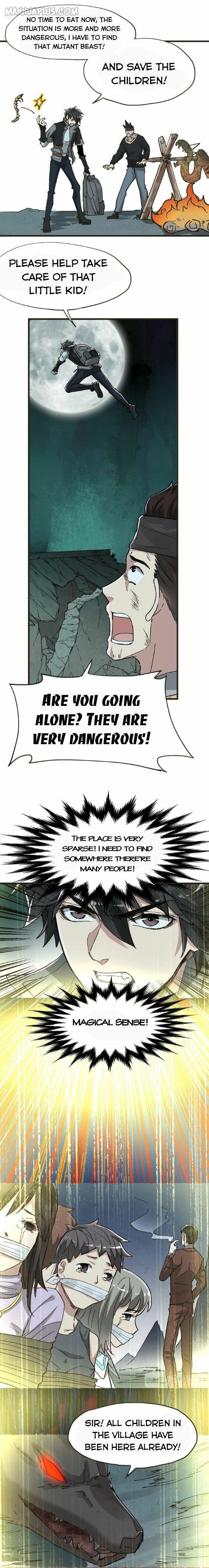 The Sacred Ruins Chapter 49 page 4 - Mangakakalots.com