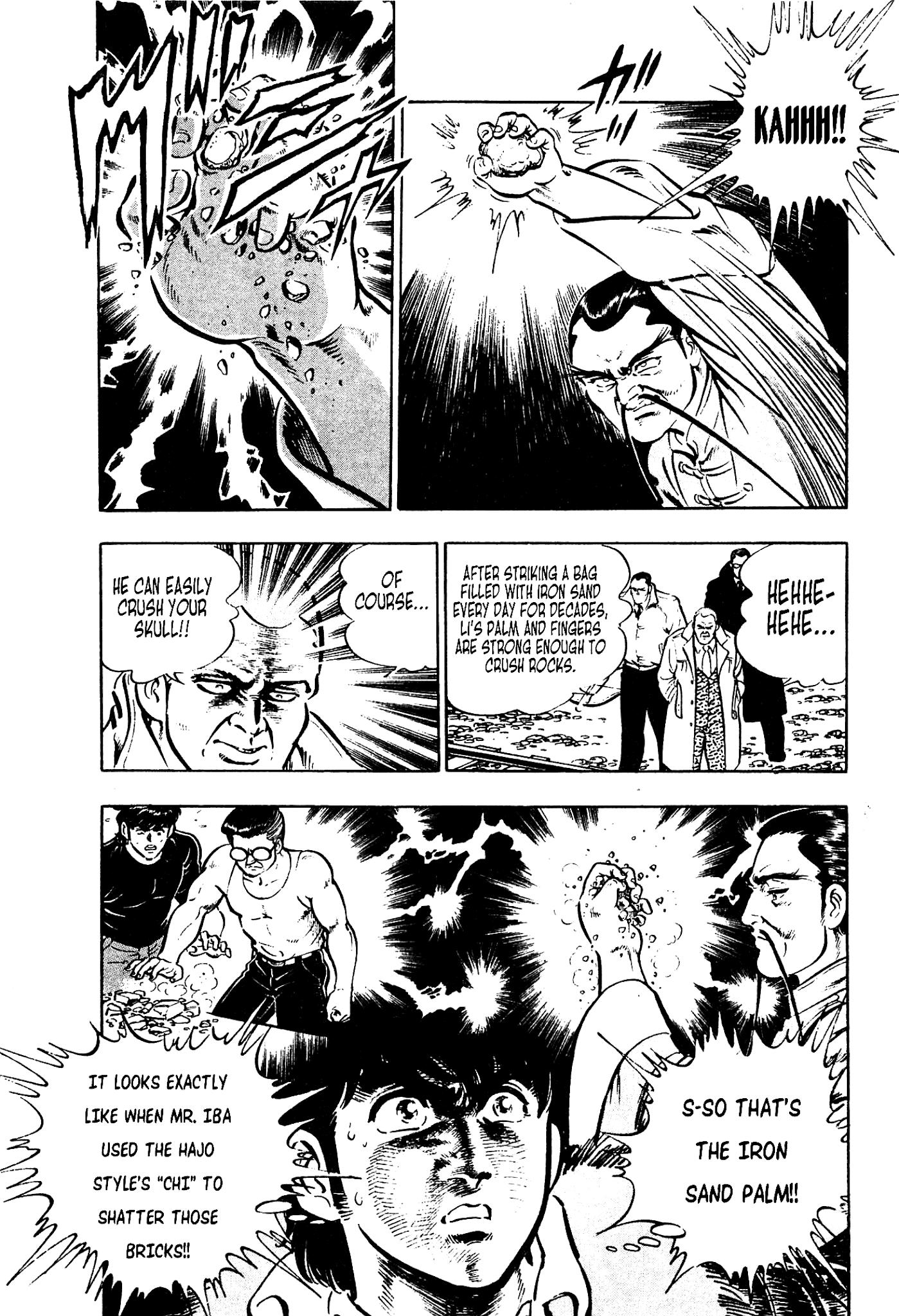 Karate Apocalypse Chapter 8: Secret Fist page 18 - Mangakakalots.com