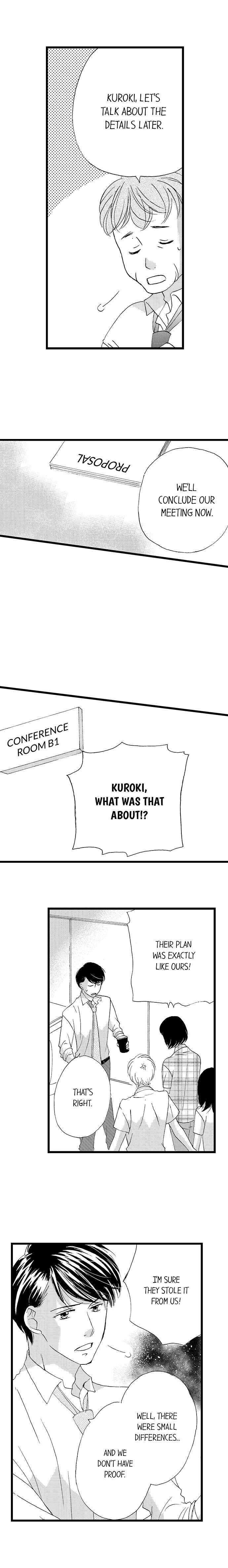 Amaku Nureru Uso Kekkon Toiu Na No Fukushu Chapter 64 page 10 - Mangakakalots.com