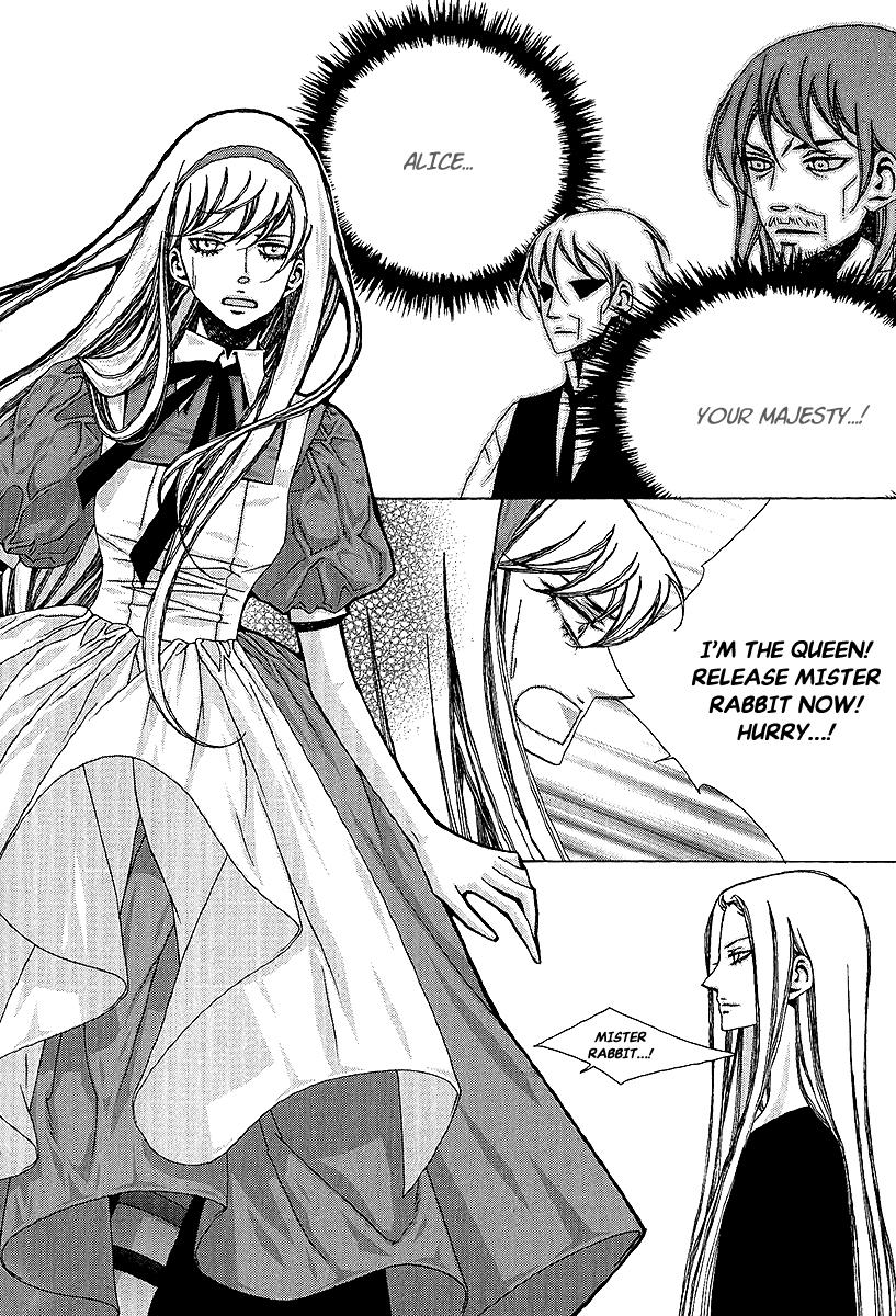 Chronicles Of The Grim Peddler Chapter 30: Alice In Wonderland Part 1 page 59 - Mangakakalots.com