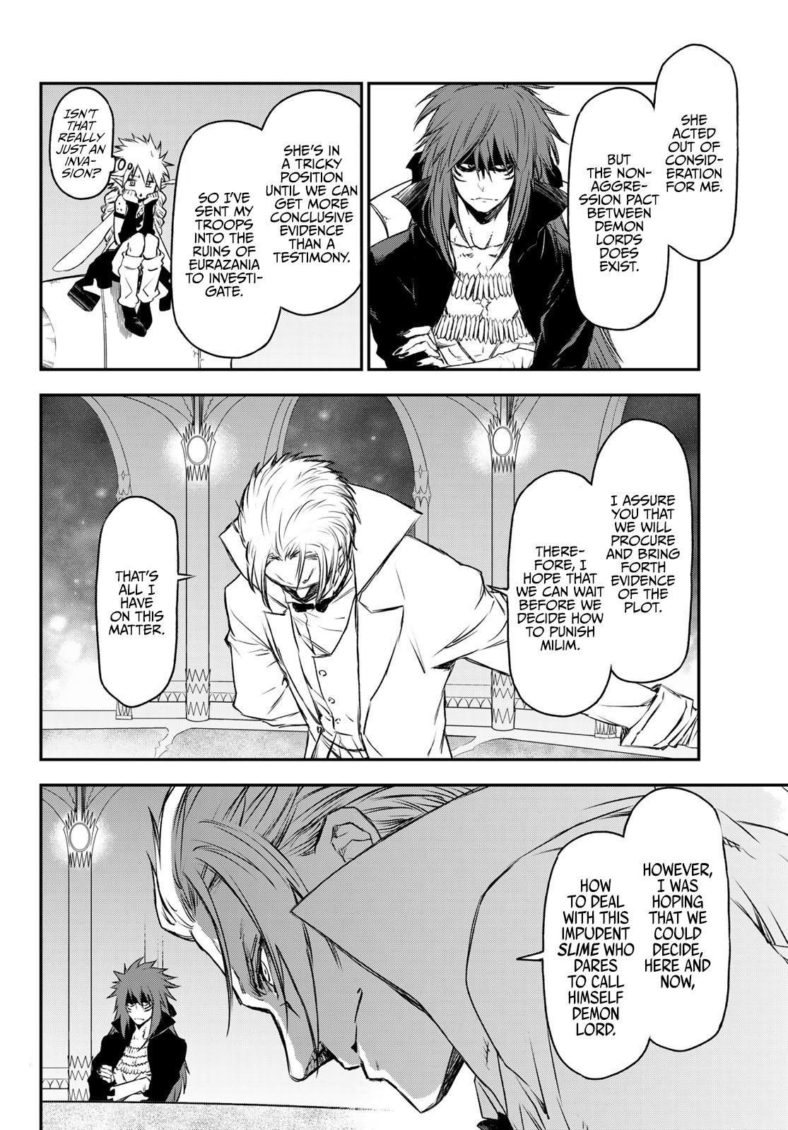Tensei Shitara Slime Datta Ken Chapter 81: The Wight King page 18 - Mangakakalots.com