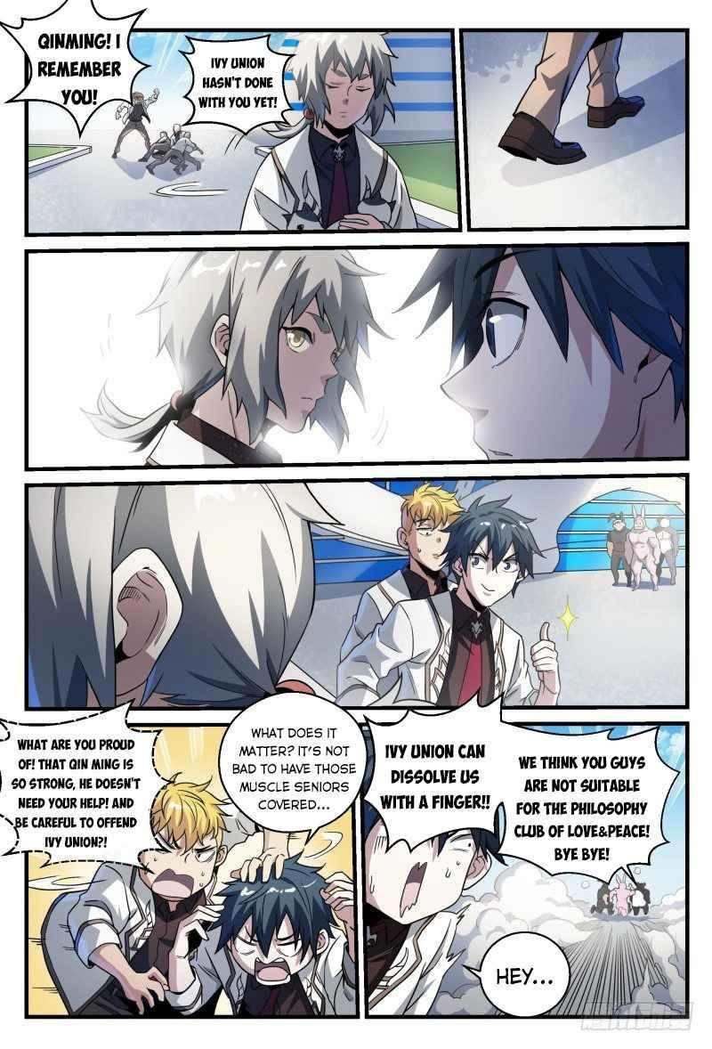 Supreme Spirit Master Chapter 46 page 21 - Mangakakalots.com