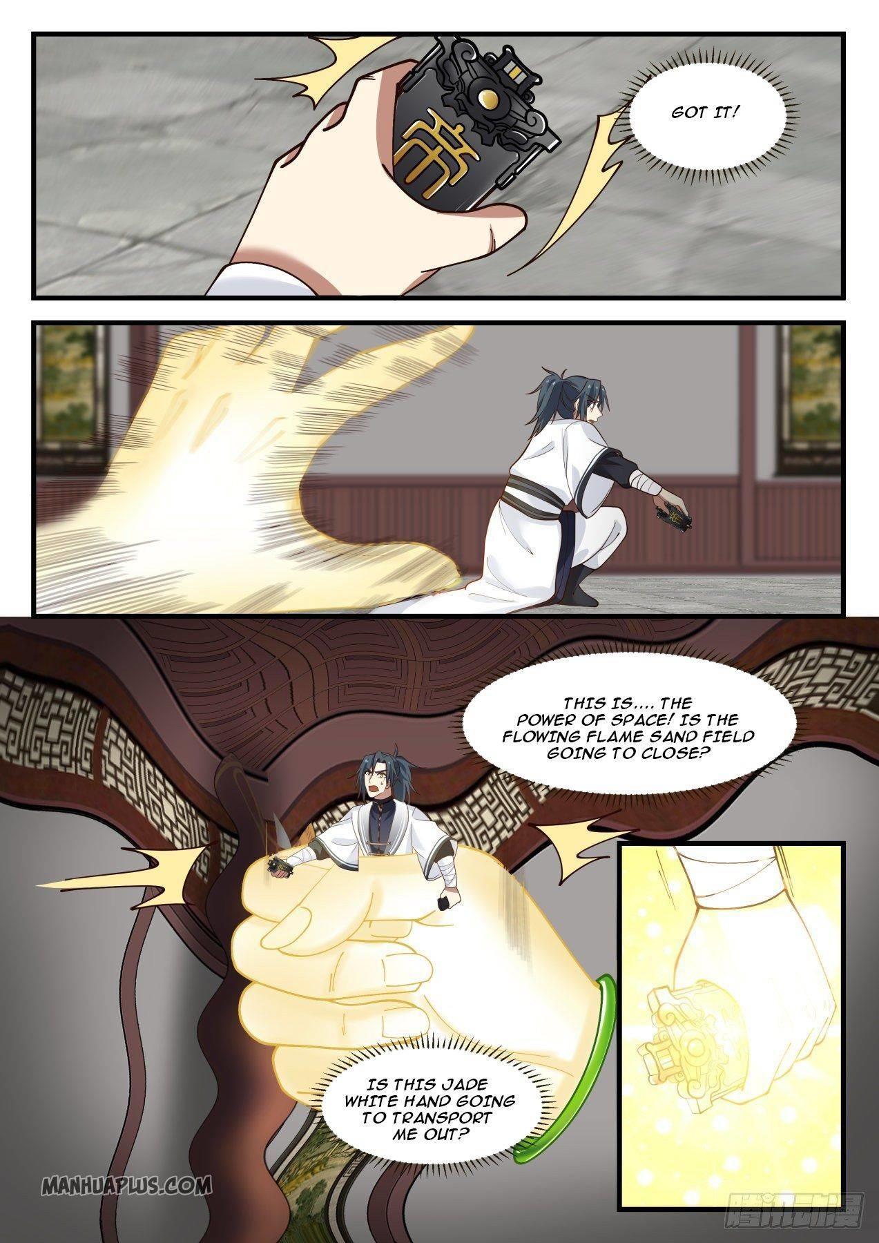 Martial Peak Chapter 1151 page 7 - Mangakakalots.com
