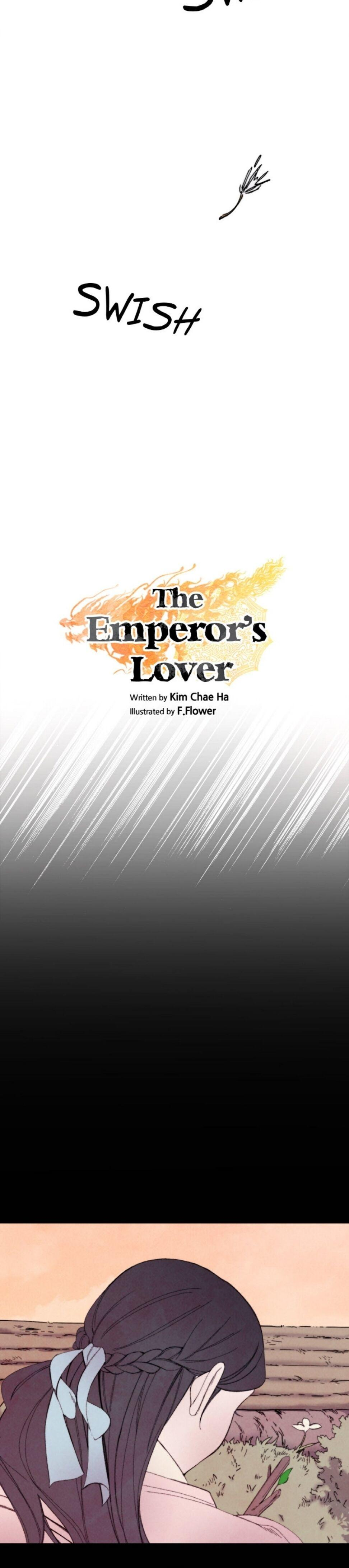 The Emperor'S Lover Chapter 18 page 12 - Mangakakalots.com