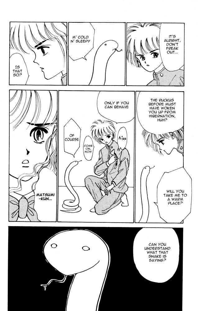 Shi To Kanojo To Boku Vol.1 Chapter 2 : Lonely Ears page 26 - Mangakakalots.com