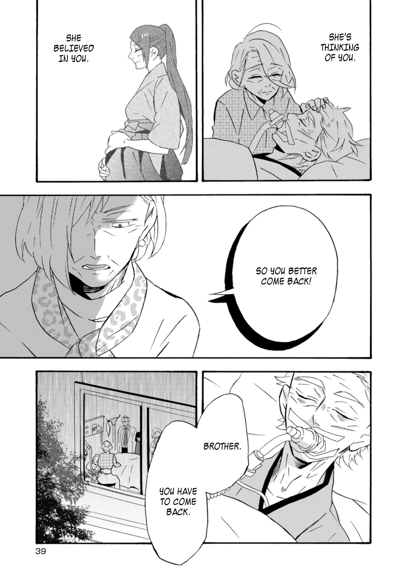 Will You Marry Me Again If You Are Reborn? Vol.4 Chapter 18: This Is War page 39 - Mangakakalots.com