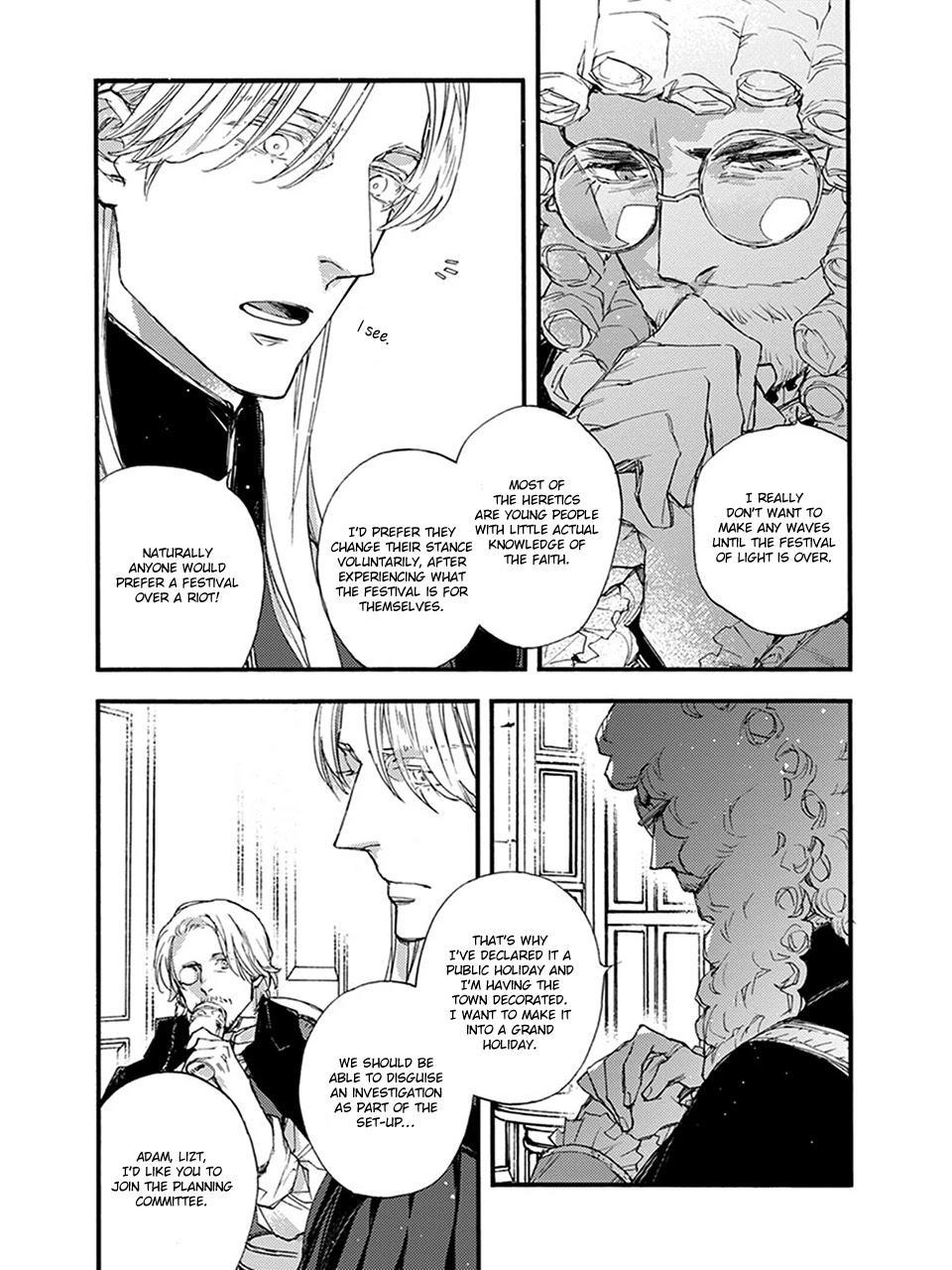 Barbarities Chapter 23 page 8 - Mangakakalots.com